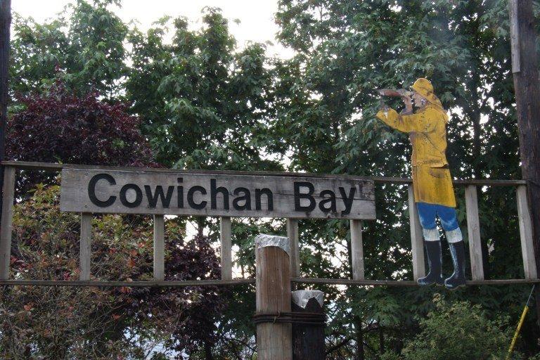 Cowichan Bay, Vancouver Island