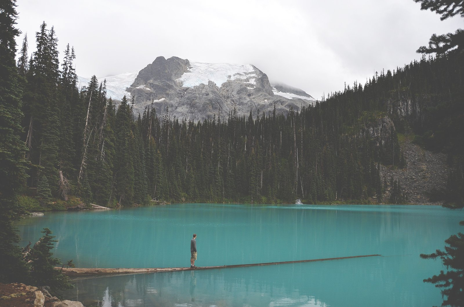 Instagram log Joffre lakes