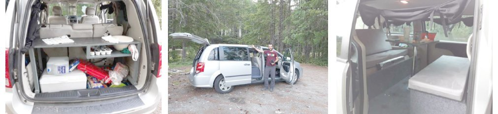 Vancouver Island Road Trip - Our mobile palace