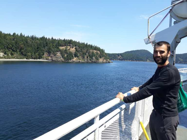 Vancouver Island Ferry